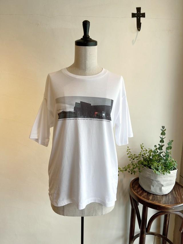 TICCA / CAFE Tシャツ
