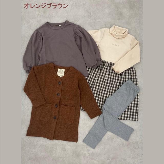 【HOWDY DOODY'S】 女の子20年秋冬4点セット 100cm〜140cm (P55901-09)