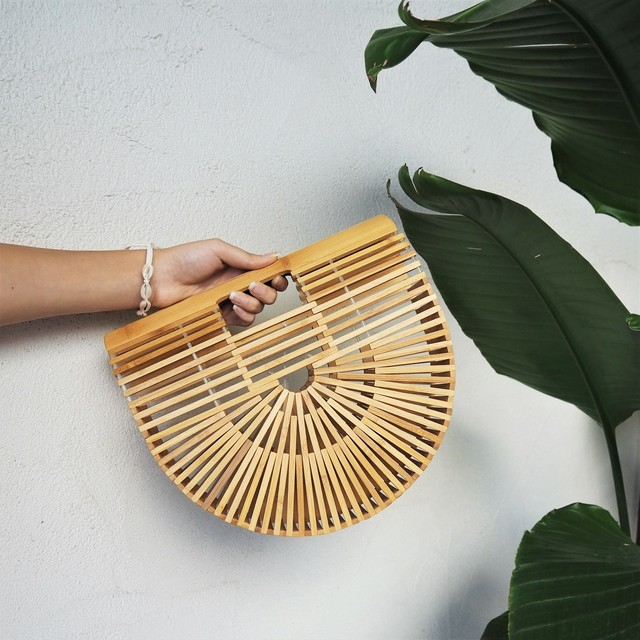 Bamboo Bag S《BEG》18380674
