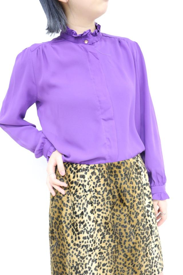frill blouse / BL11130011