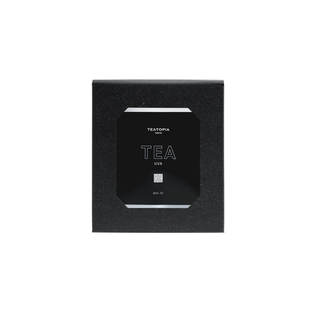 【SET】TEATOPIA Uva Tea Bag For TRUNK ×5