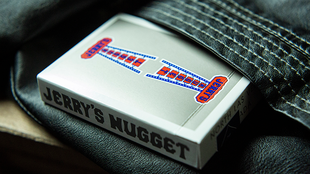 Vintage Feel Jerry's Nuggets (Steel)