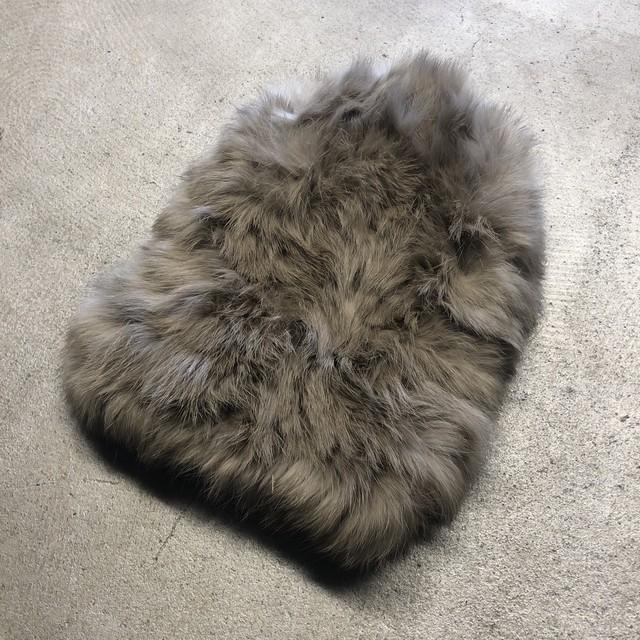 【予約】nunuforme fur beanie [furbeanie] ※1点までメール便可