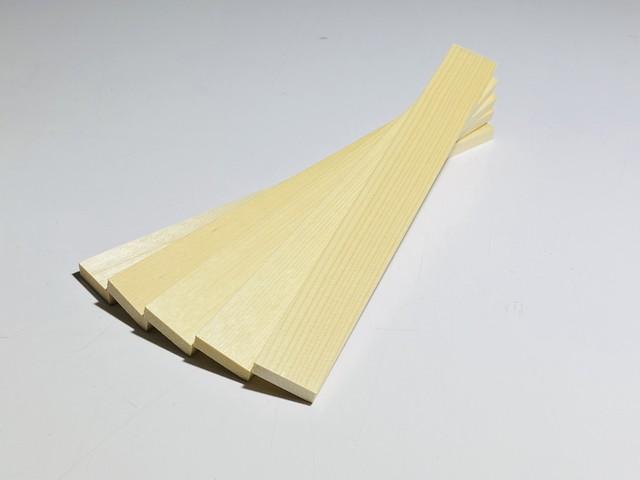 護摩木K(240×27×8)<超仕上げ> 19円/本×700本