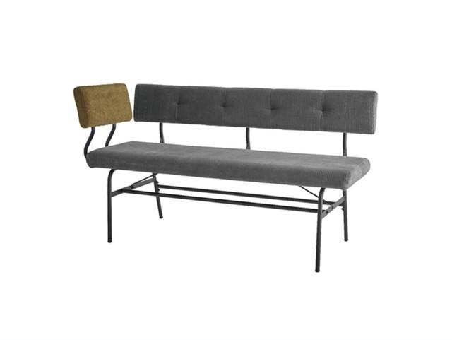 PAXTON LD BENCH アームパーツ umber(パクストンLDベンチ アームパーツ アンバー)【journal standard Furniture】