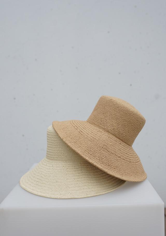 【再入荷】Paper bucket hat