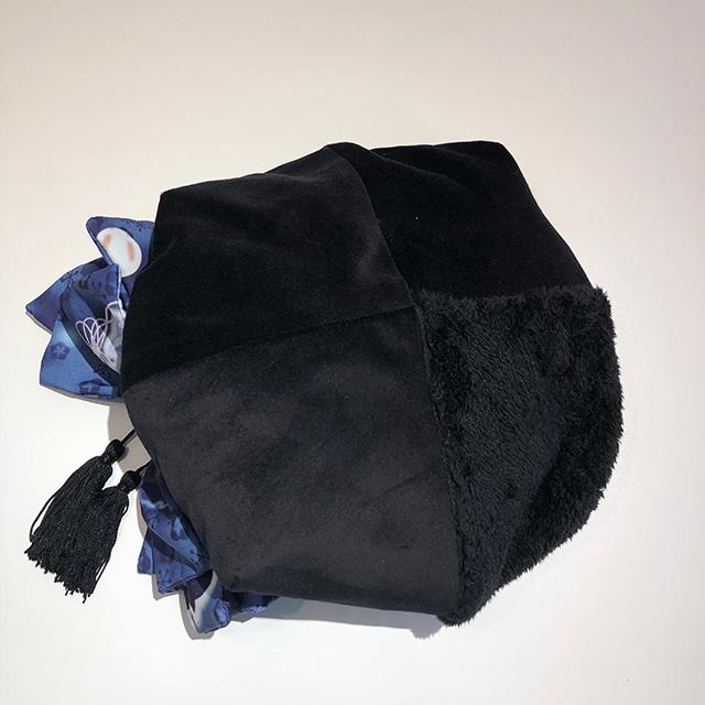 白妙の追憶 ベレー帽/BK-BL/GGD24-R927