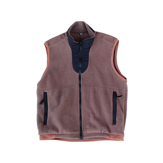 USED / SEQUEL POLARTEC Fleece Vest
