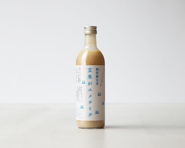 米麹のとろり甘酒 | 玄米がユメヲミタ