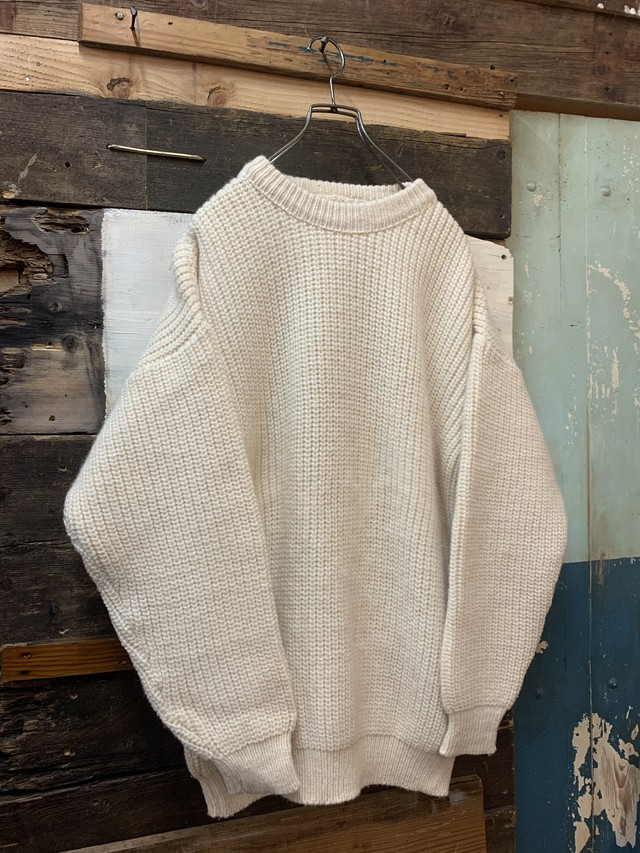 60's sears sportswear boat neck sweater