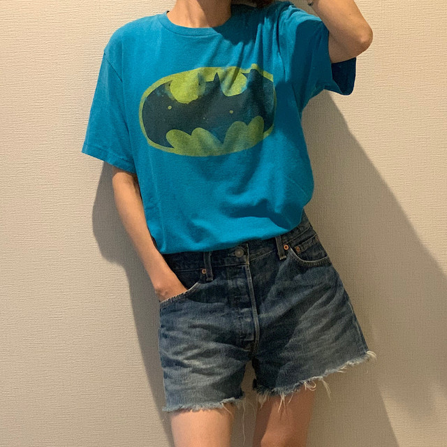 Batman blue T shirt