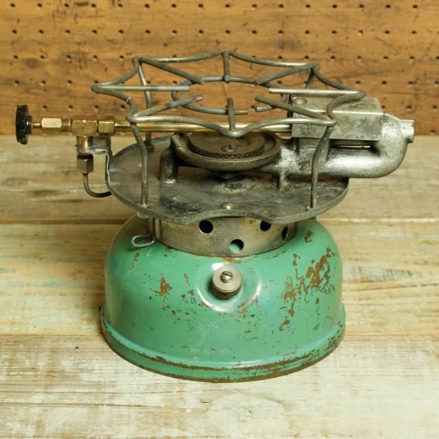 カナダコールマン 500 Speedmatster シングルバーナーストーブ 1947年3月製造 [AK06]