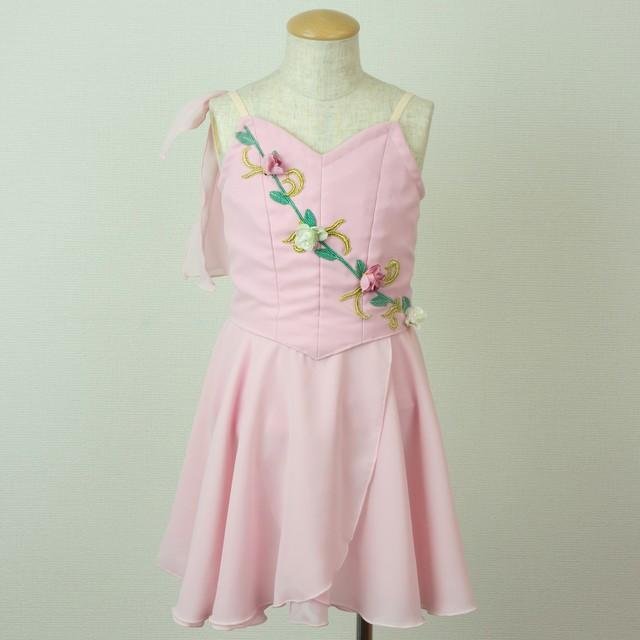 【リユース】バレエ衣装 キューピッド ピンク RU003_P