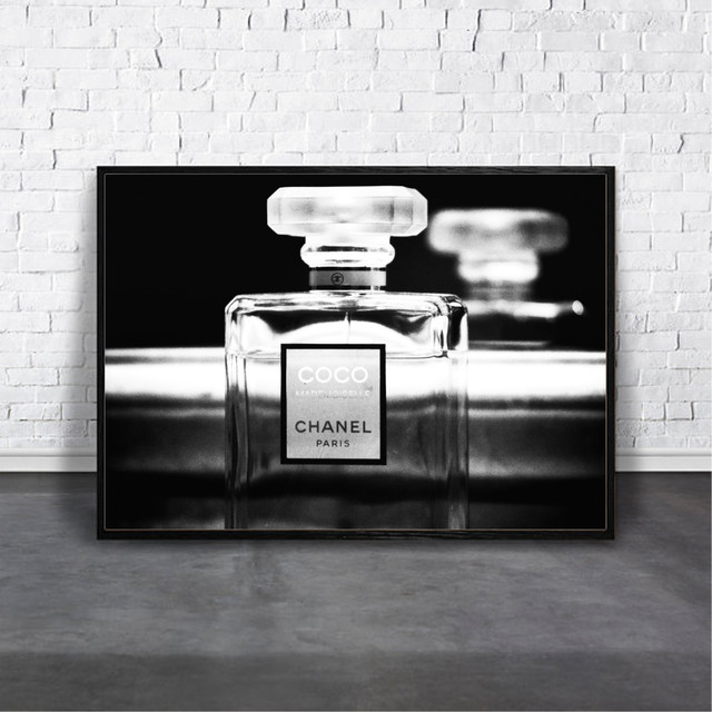 Perfume Bottle / 【アートポスター専門店 Aroma of Paris】[AP-000163]