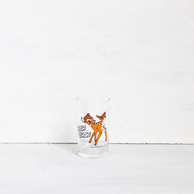 【R-226】キリンレモン×ディズニーキャラクターグラス / バンビ