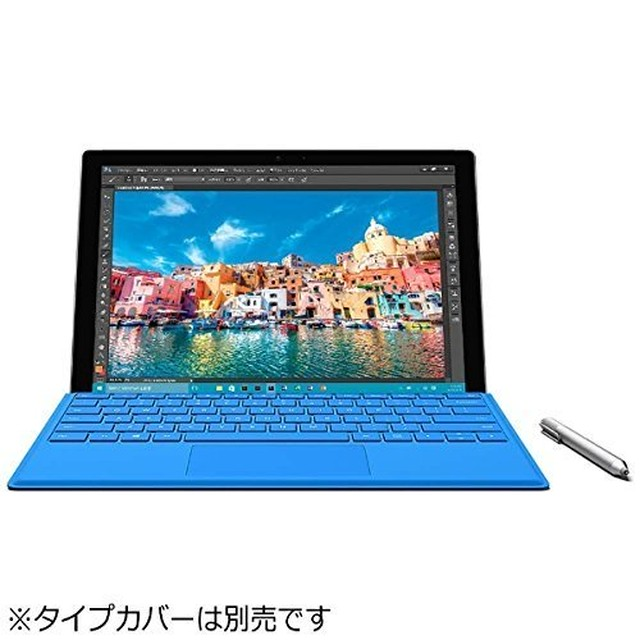 [マイクロソフト Surface Pro 4 CR5-00014 Windows10 Pro Core i5/4GB/128GB ]