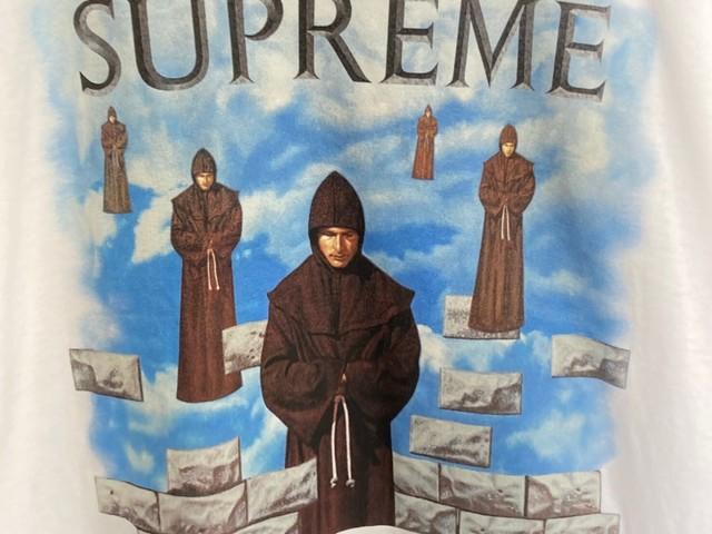 Supreme Levitation Tee WHITE XL 20KG7659