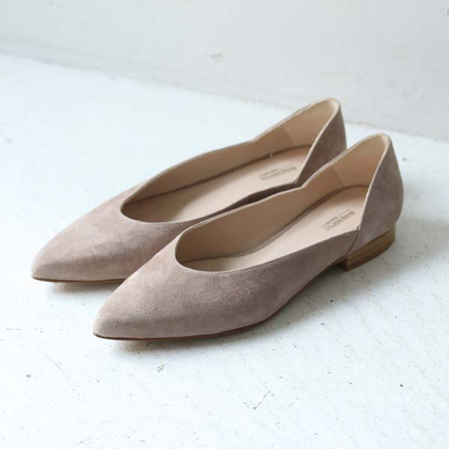 【SAPENA】 Flat Pumps