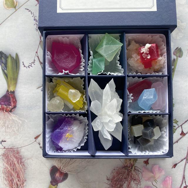 3月限定  こうぶつヲカシ White Spring  (箱番3)