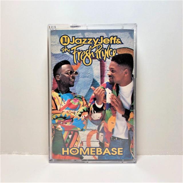 [中古カセット]  DJ Jazzy Jeff & The Fresh Prince – Homebase