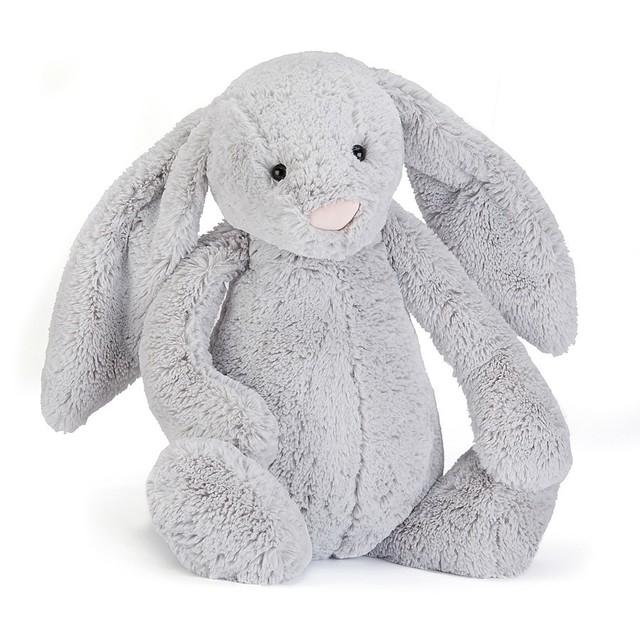 ★数量限定入荷★Bashful Silver Bunny Huge_BAH2BS