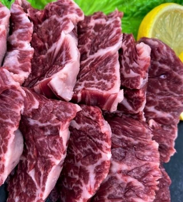北海道産 牛上ハラミ 300g【自家製タレ付き】