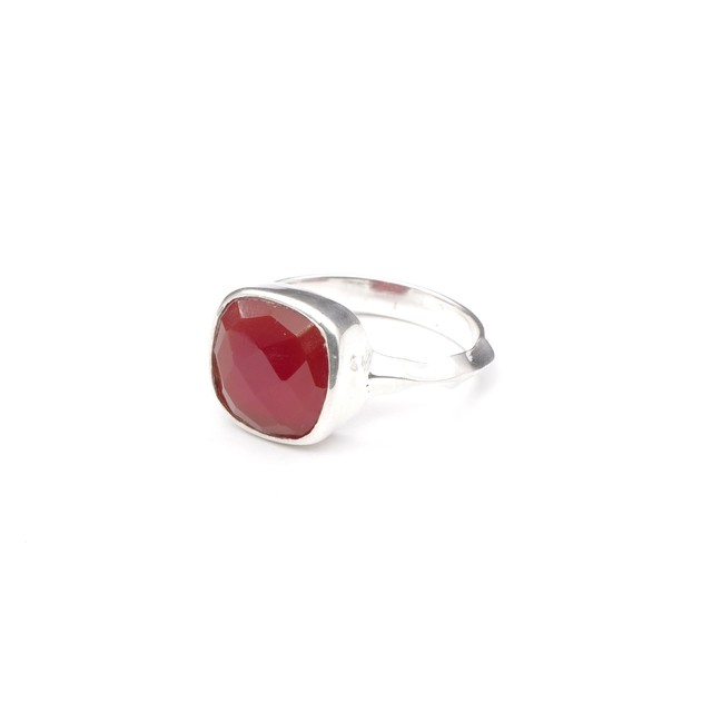 SINGLE STONE NON-ADJUSTABLE RING 026