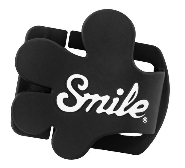 スマイル アンチロス レンズキャップ クリップ Black 【Smile anti-loss clamp caps】 sml1705305bk