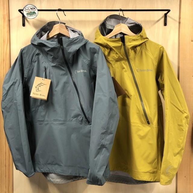 Teton Bros. / Breath Jacket 2.0