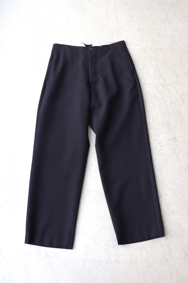【MAATEE &SONS 】Work Trouser NAVY