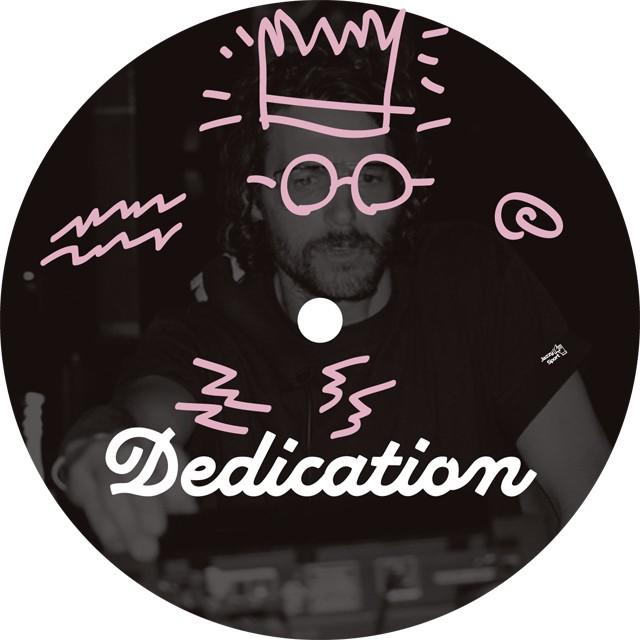 "【12""】DEDICATION - It's A Dedication"