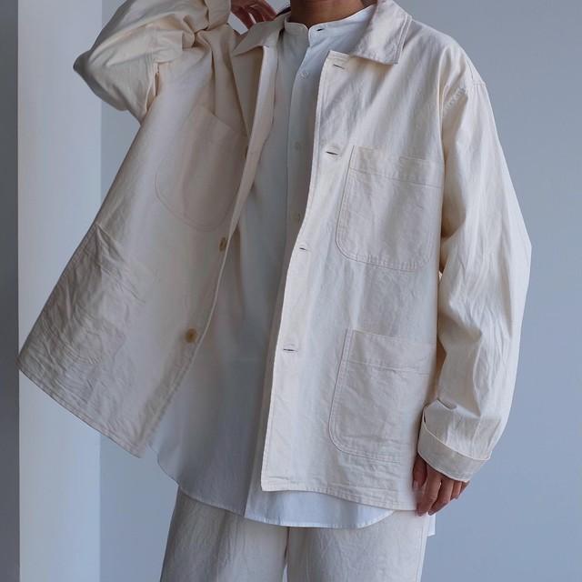holk / engineer jacket[ECRU]