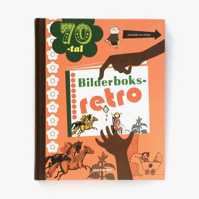 専門書「Bilderboksretro 70-tal(70年代のレトロな絵本)」《2012-01》