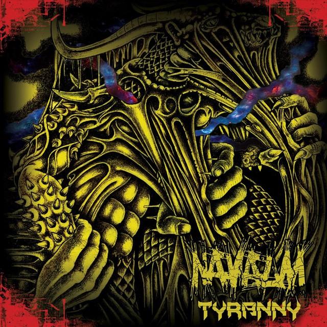 NAVALM『Tyranny』CD
