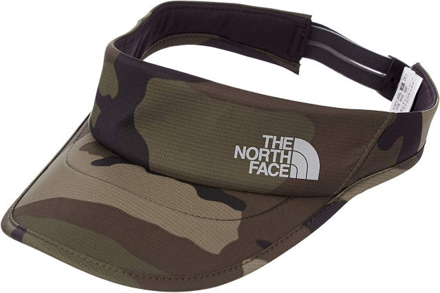 【TNF】 Novelty Swallowtail Visor