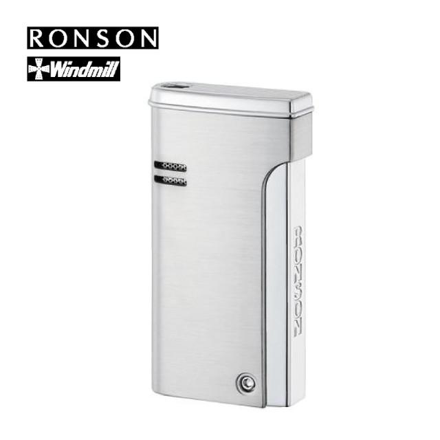 RONSON ロンソン RONJET ロンジェット R29-0002 クロームサテン ライター 正規品 メール便送料無料