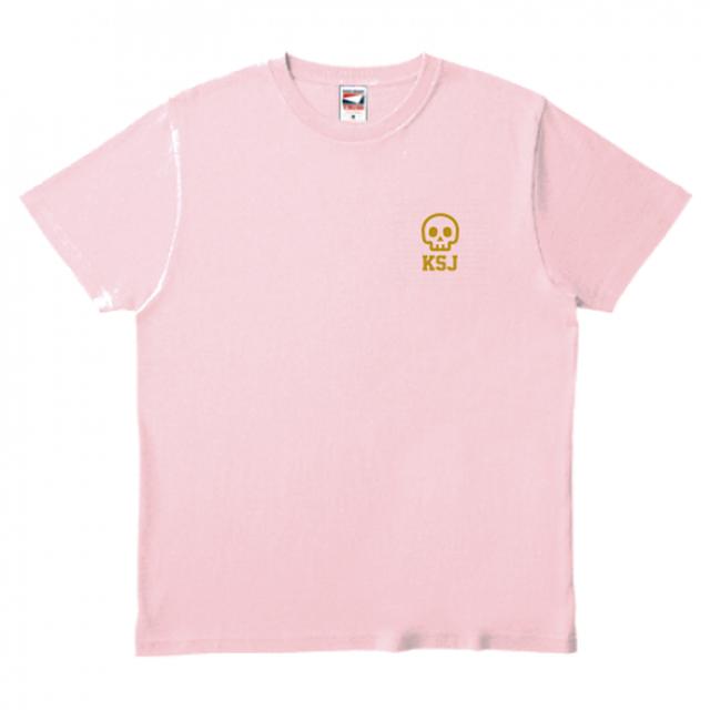 ファイナンス中の心情を理解してくれるTシャツ(ピンク)(綿100%)
