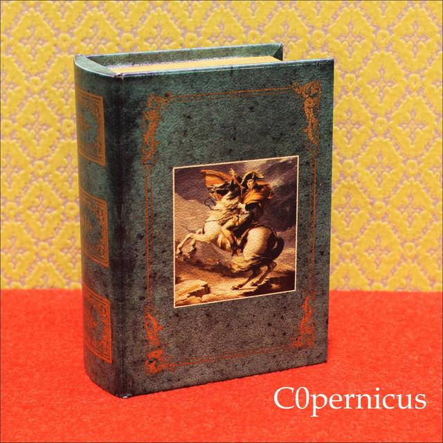 Bookボックス4/シークレットボックス/アンティーク雑貨/ナポレオン/浜松雑貨屋C0pernicus