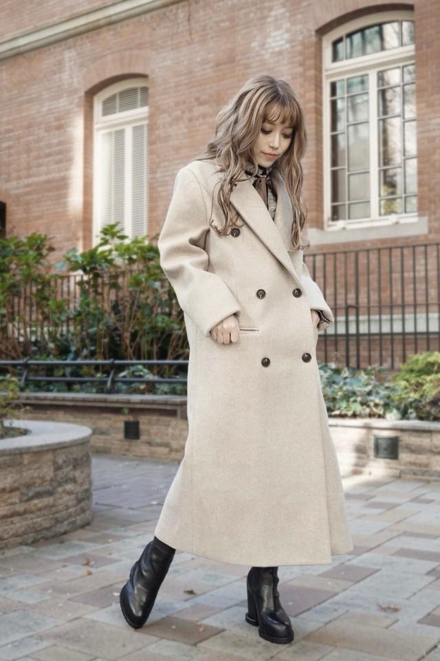 Mouton Coat【残りわずか】