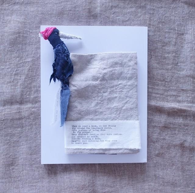 Book Cover / キツツキ