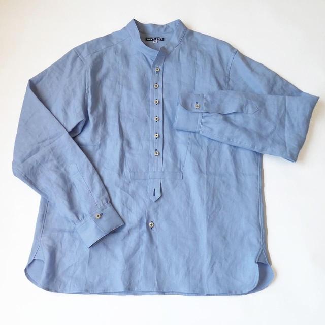 HOME ワークシャツ ギンガム