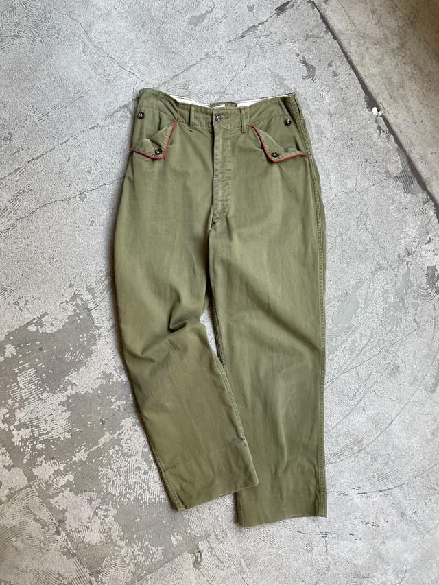 60's ~ 70's USA vintage Boy Scouts pants