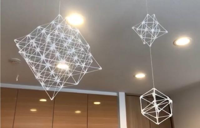 神聖幾何学綿棒ワークショップ応用編②