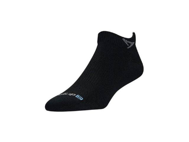 【drymax】 ThinRunning MiniCrew Socks(Black)