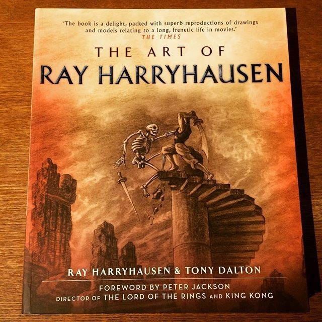 作品集「The Art of Ray Harryhausen」 - メイン画像