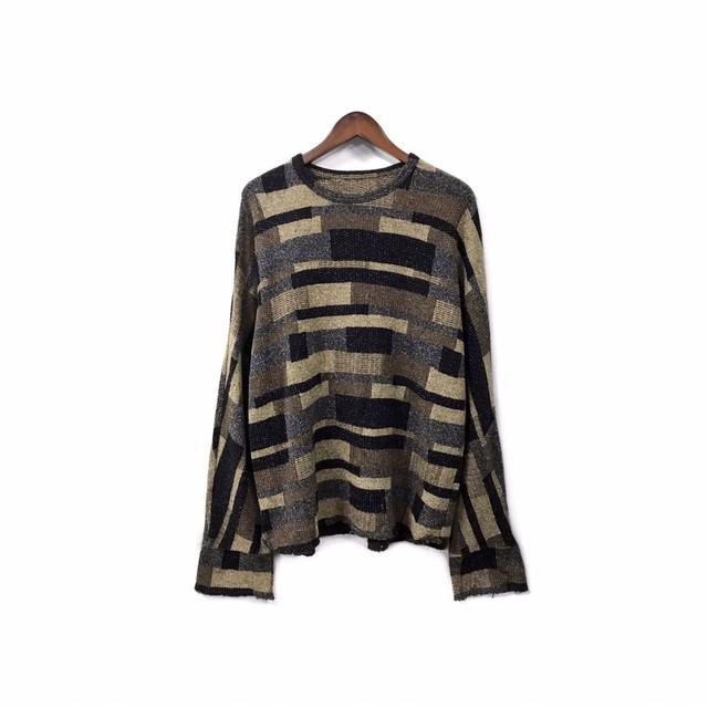 Yohji Yamamoto POUR HOMME - Knit Tops 16500+tax