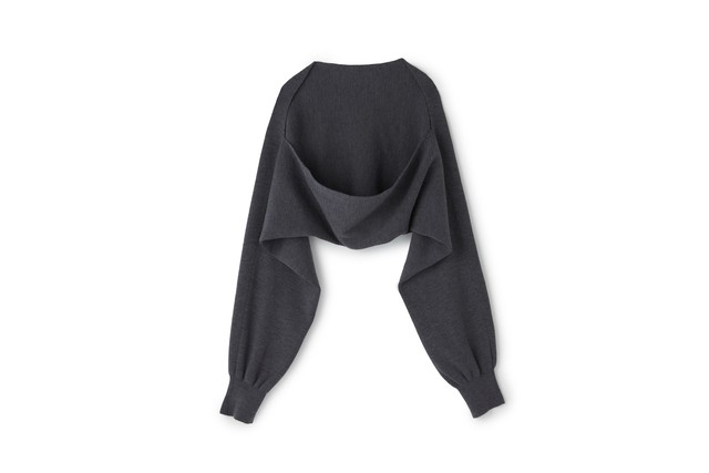 LONG SLEEVES BORELO - [GRAY]