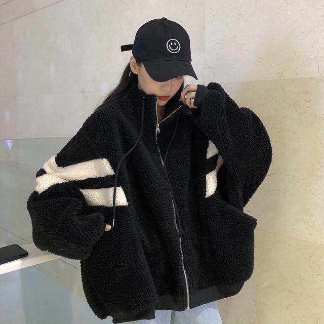 【アウター】シンプルストリート系ファッションカジュアルコート36901288