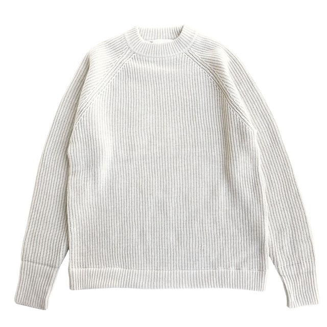 Cashmere Low Knit/IVORY