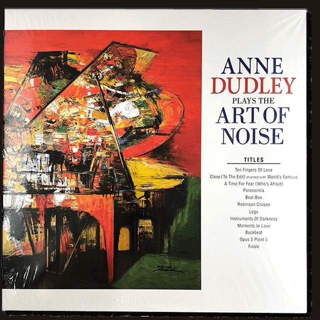 アン・ダドリー『プレイズ・アート・オブ・ノイズ』アナログレコード - メイン画像